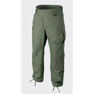 Helikon-Tex® Spodnie SFU Next® (Special Forces Uniform Next) - Ripstop - Olive Green