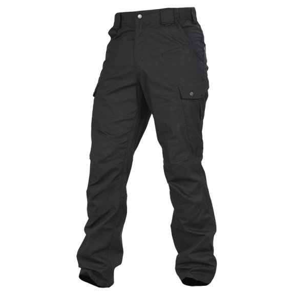 Leonidas Trousers / Pants - Ripstop - Black