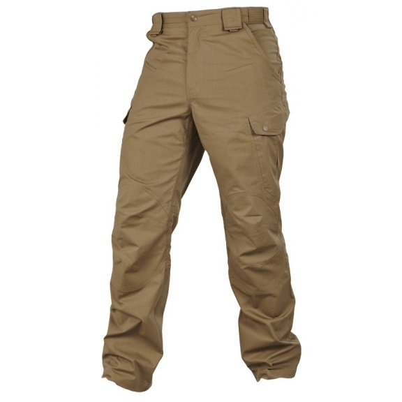 Leonidas Trousers / Pants - Ripstop - Coyote/ Tan