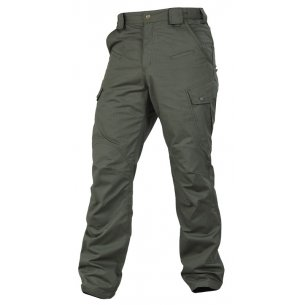 Pentagon Leonidas Trousers / Pants - Ripstop - Camo Green