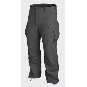 SFU ™ (Special Forces Uniform) Trousers / Pants - Ripstop - Black