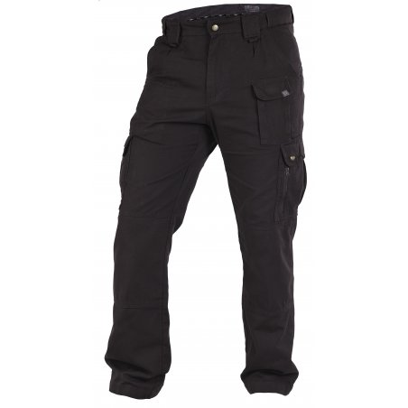 Elgon Trousers / Pants - Ripstop - Black