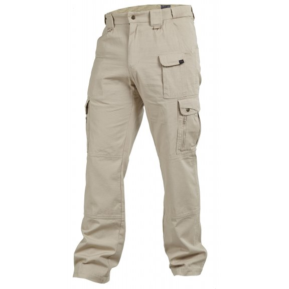Elgon Trousers / Pants - Ripstop - Beige / Khaki