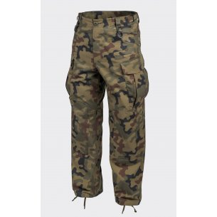 Helikon-Tex® Spodnie SFU Next® (Special Forces Uniform Next) - Ripstop - PL Woodland
