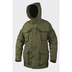 PCS (Personal Clothing System) Smock Jacke - Olive Green