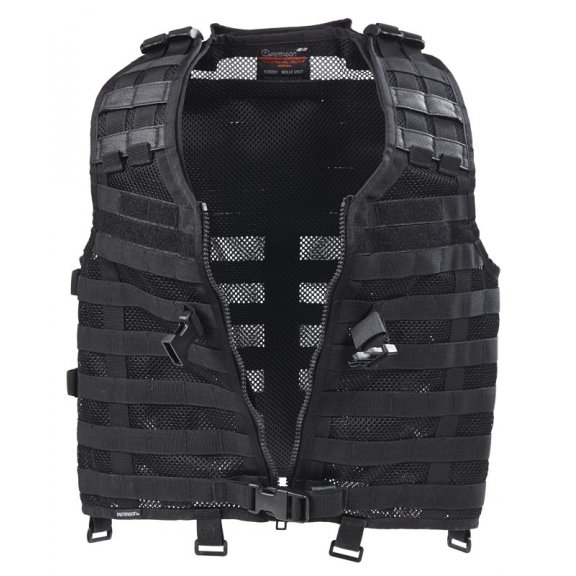 Pentagon Thorax Tactical vest - Black