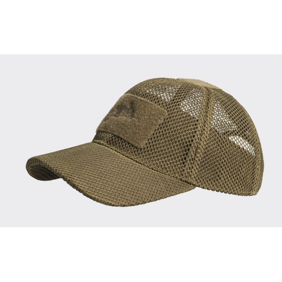 Baseball Cap - Mesh - Coyote / Tan
