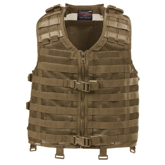 Thorax Tactical vest - Coyote /Tan