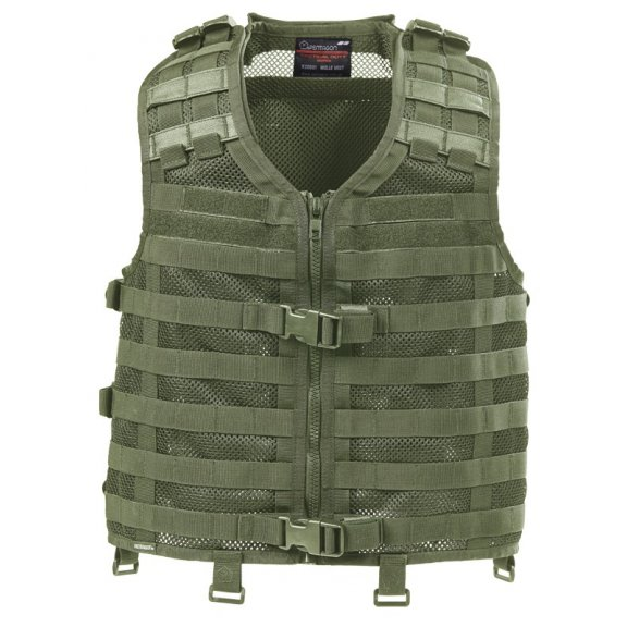 Pentagon Thorax Tactical vest - Olive Green