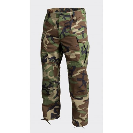 Helikon-Tex® Spodnie SFU Next® (Special Forces Uniform Next) - Ripstop - US Woodland