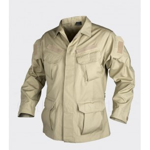 Helikon-Tex® SFU ™ (Special Forces Uniform) Shirt - Ripstop - Beige / Khaki