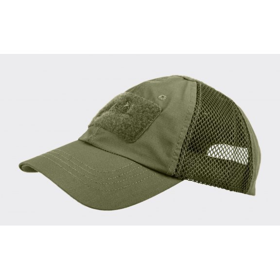 Czapka Baseball VENT  - Ripstop - Olive Green