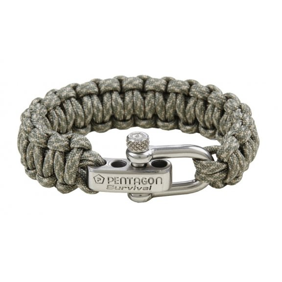 Pentagon Tactical Survival Bracelet - UCP