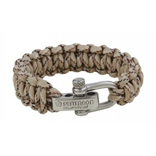 Pentagon Tactical Survival Bracelet - USMC