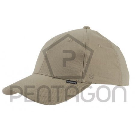 Baseball Cap - Cotton - Beige / Khaki