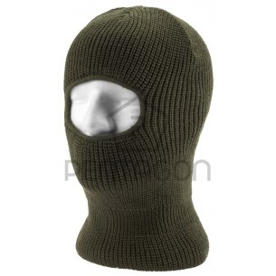 Pentagon One Hole Balaklava - Cotton - Olive Green