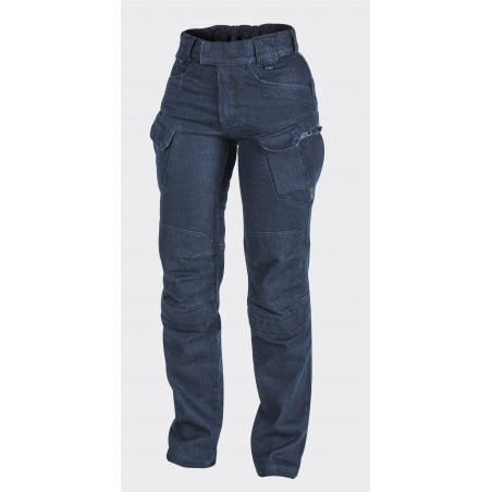 Helikon-Tex® WOMEN'S UTP® (Urban Tactical Pants) Trousers / Pants - Jeans - Denim Blue