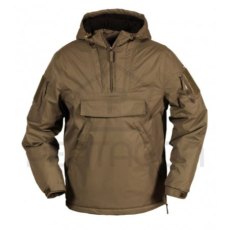 Pentagon UTA (Urban Tactical Anorak) Jacket - Storm-Tex - Coyote / Tan
