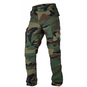 Pentagon BDU 2.0 Trousers / Pants - Ripstop - Woodland