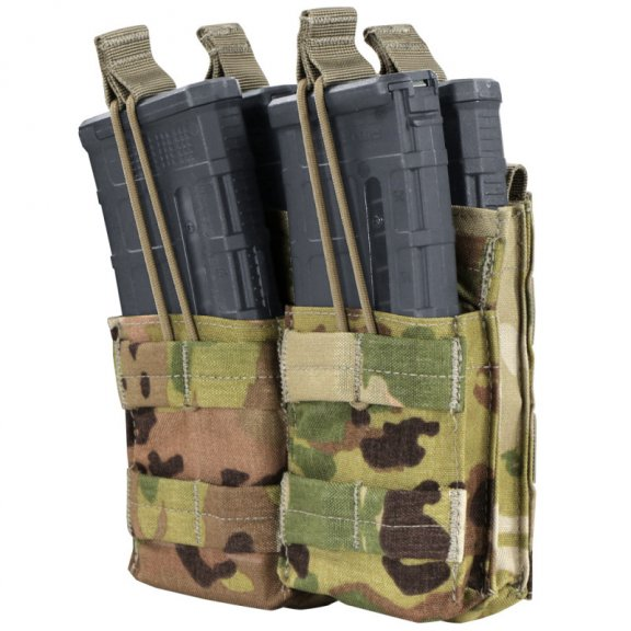 Condor® Double Stacker M4 Mag Pouch...