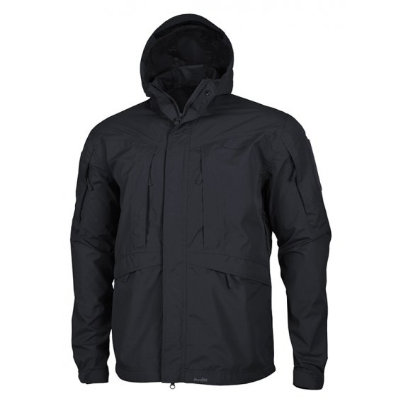 Pentagon Monsoon Rain-Shell Jacket - Black