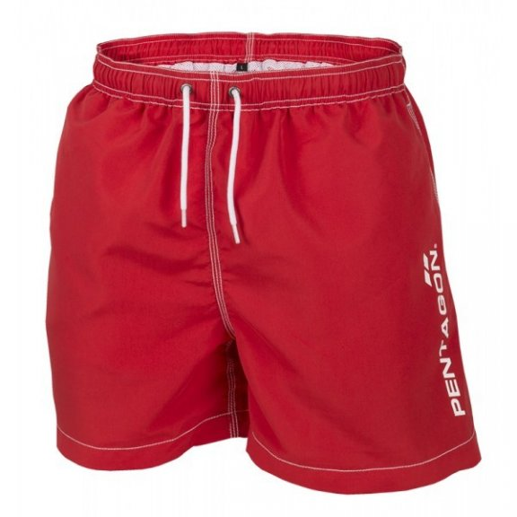 HIPPOCAMPUS Swimming shorts - Red