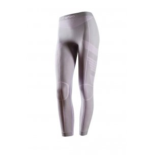Spodnie Thermo Line W03 Damskie - Light Grey / Pink