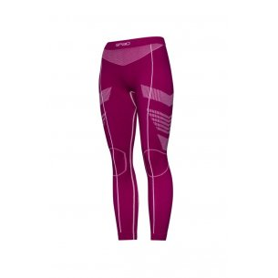 Spaio Pants Thermo Line W03 WOMEN - Violet