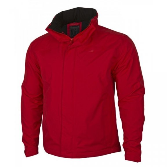 Pentagon Atlantic Plus Rain Jacket - Red