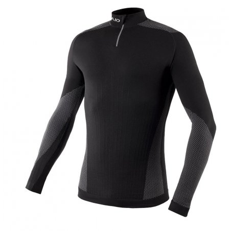 Spaio Shirt D/R Thermo Line W02 MEN's - Black