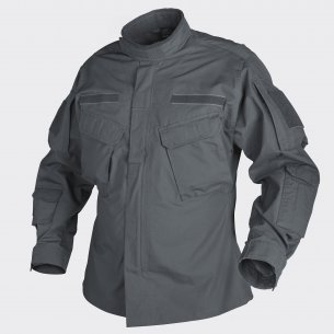 Helikon-Tex® CPU ™ (Combat Patrol Uniform) Jacke - Ripstop - Shadow Grey