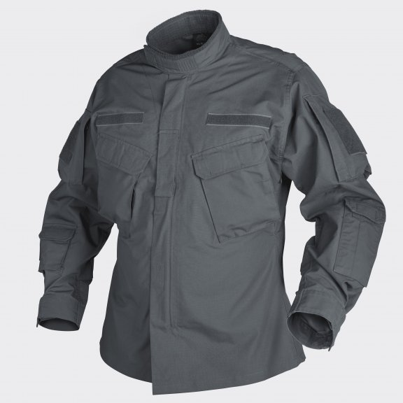Helikon-Tex® Bluza CPU ™ (Combat Patrol Uniform) - Ripstop - Shadow Grey