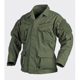 Helikon-Tex® SFU Next® (Special Forces Uniform Next) Jacke - Ripstop - Olive Green