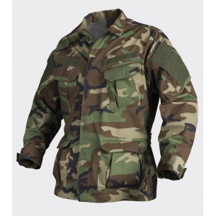 Helikon-Tex® SFU Next® (Special Forces Uniform Next) Jacke - Ripstop - US Woodland