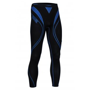 Tervel OPTILINE Jogging pants (OPT 3004) - Black / Blue