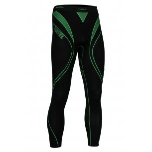 Tervel OPTILINE Jogging pants (OPT 3004) - Black / Green