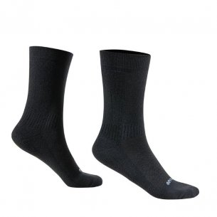 Trekking socks AMICOR - VIAFIL Anti-Odor -  Black