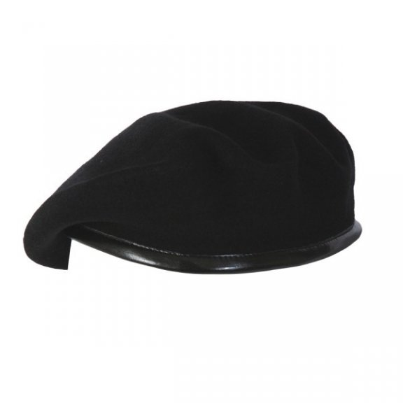 Pentagon French Style Beret - Black