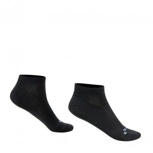 Spaio Short socks MULTISPORT COOLMAX -  Black