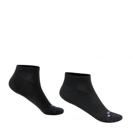 Short socks MULTISPORT COOLMAX -  Black