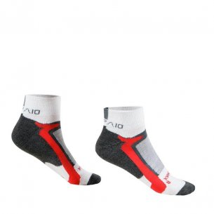 Spaio Skarpetki MULTISPORT ACTIVE - White / Red