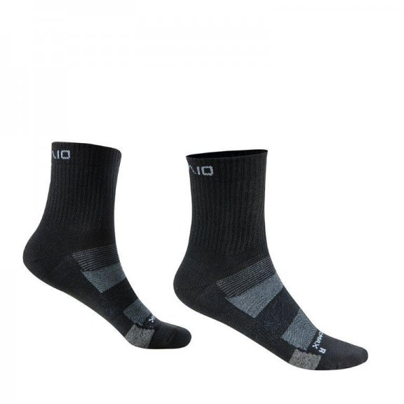 Spaio Socks MULTISPORT EVERYDAY - Black
