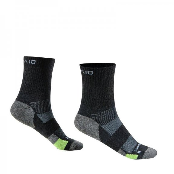 Spaio Socks MULTISPORT EVERYDAY - Black / Dark Grey