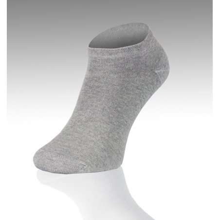 Short socks MULTISPORT RUN&BIKE SP 01 -  Grey