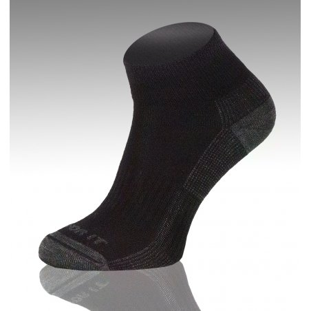Spaio Short socks MULTISPORT RUN&BIKE SP 05 -  Black