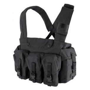 Condor® CR 7 Pocket Chest Rig (CR-002) - Black