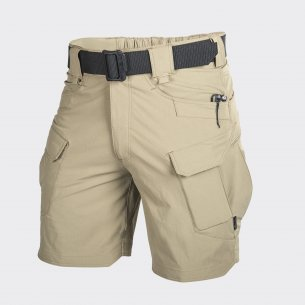 Helikon-Tex® OTS® (Outdoor Tactical Shorts) 8.5'' kurze Hose - Nylon - Beige / Khaki
