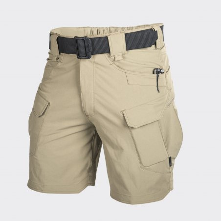 Helikon-Tex® Spodenki OTS® (Outdoor Tactical Shorts) 8.5'' - Nylon - Beż / Khaki