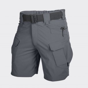 Helikon-Tex® OTS® (Outdoor Tactical Shorts) 8.5'' kurze Hose - Nylon - Shadow Grey