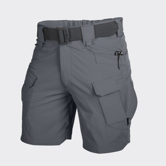 Spodenki OTS® (Outdoor Tactical Shorts) 8.5'' - Nylon - Shadow Grey